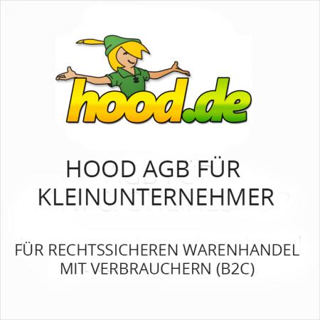 Hood AGB für Kleinunternehmer B2C