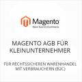 Magento AGB für Kleinunternehmer B2C