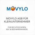 Movylo AGB für Kleinunternehmer B2C und B2B