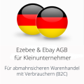 abmahnsichere Ezebee und Ebay AGB für Kleinunternehmer