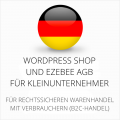 wordpress-shop-und-ezebee-agb-fuer-kleinunternehmer