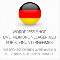 wordpress-shop-und-meinonlinelager-agb-fuer-kleinunternehmer