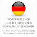 wordpress-shop-und-teilehaber-agb-fuer-kleinunternehmer