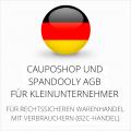 abmahnsichere-cauposhop-und-spandooly-agb-fuer-kleinunternehmer